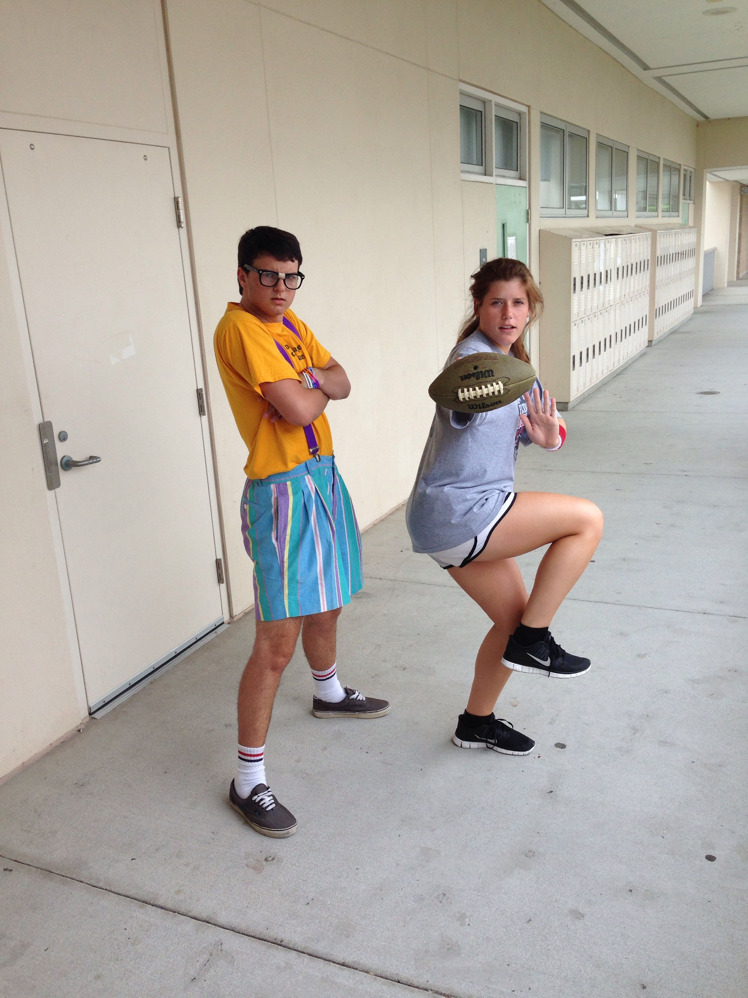 Spring Spirit Week Day 2- Mathletes Vs Athletes! | SGA ...