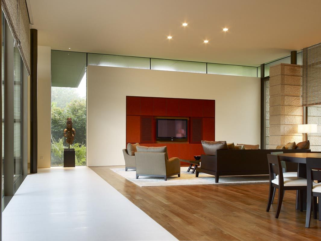 Leedon Park House - Interiors | Projects | Foster + Partners ...