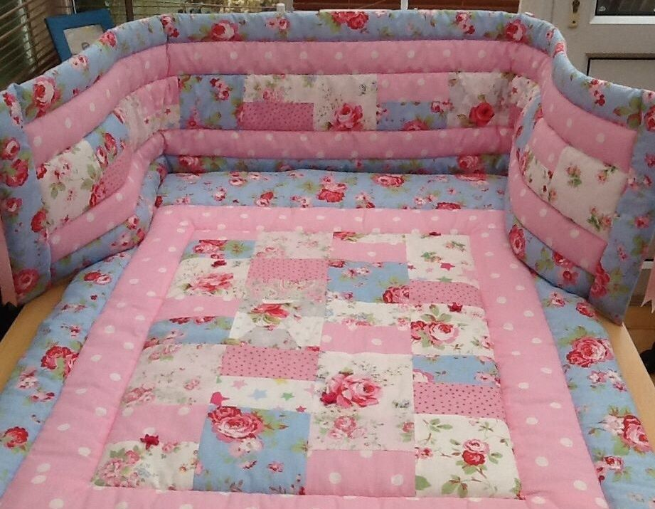 Bright Baby Cath Kidston Cot Bedding