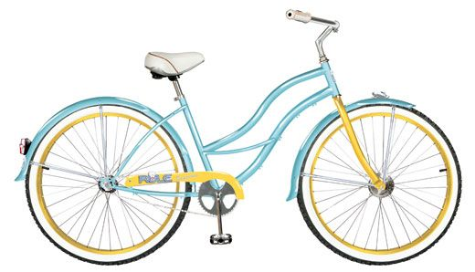 Go places in style with this Rule Style Bike, from £495, Rule