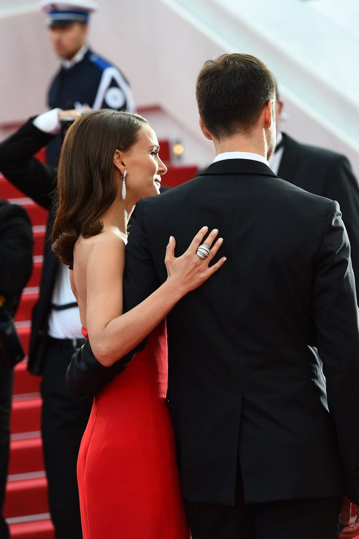 Pin for Later: Natalie Portman and Her Husband Make a Stunning Couple at Cannes