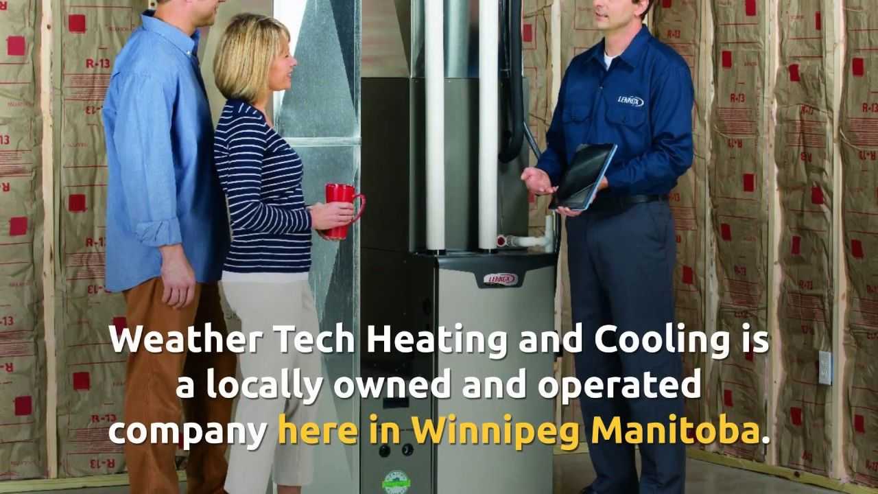 Weather Tech Heating and Cooling is here for you! https