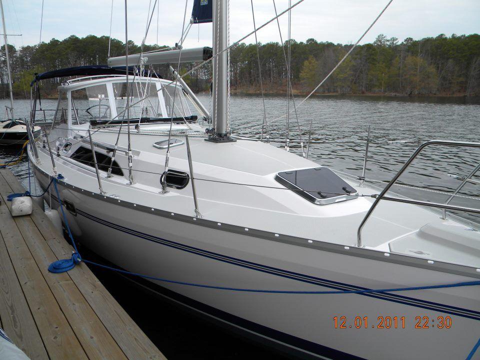 catalina 385 photos | Ausail Marine Group - Catalina 315