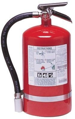 Kidde Kidde Halotron I Fire Extinguishers 11lb Fire Extinguisher 408 466729 11lb Fire Extinguisher