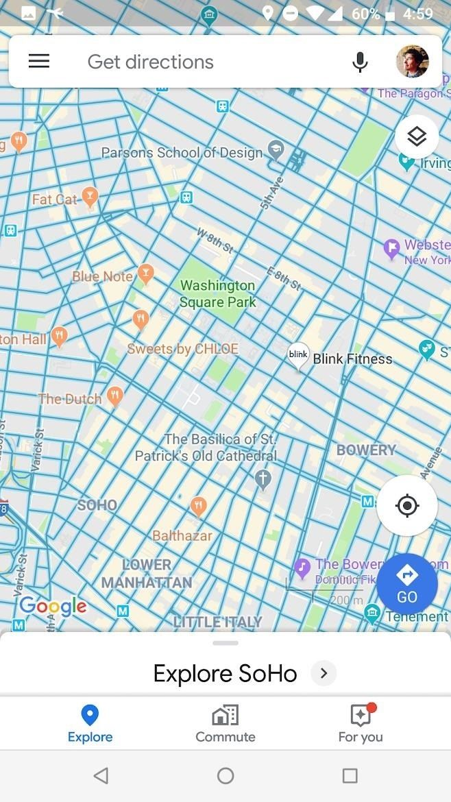 How to Open Google Maps Street View in Just 1 Tap