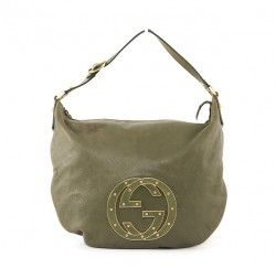 Gucci Green Classic BLONDIE Tom Ford Hobo Bag