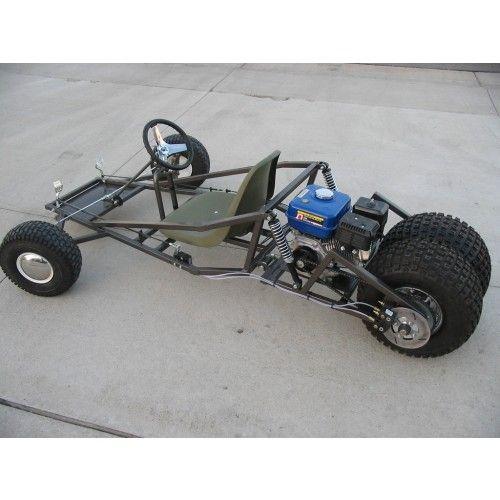 Scorpion Three Wheeled Go Kart Plans Gocarts Svejsning