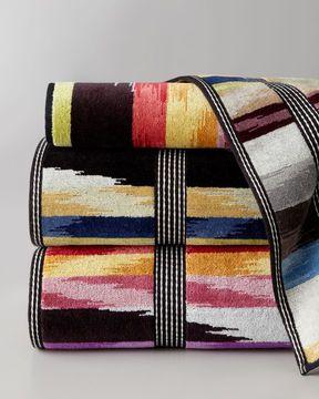 Missoni Home Homer Bath Towels On Shopstyle Com Missoni Home