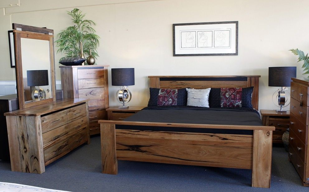 Dampier Marri Timber Bedroom Furniture Bedroom Furniture Modern Bedroom Design