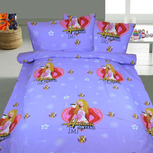 Hannah Montana 100 cotton Children's bed linen. Great