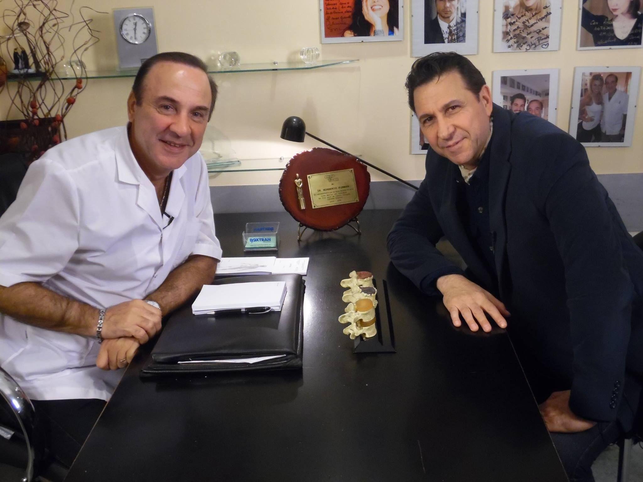 En Sin Dolor por América 24 Invitado especial: Miguel Habud