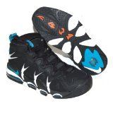 "Nike Air Max CB34 "" Miami Dolphins "" Black/Glass Blue-Metallic Silver-White Mens Shoes 414243-001-7.5 - http://nikebasketballshoestore.com/air-max/nike-air-max-cb34-miami-dolphins-blackglass-blue-metallic-silver-white-mens-shoes-414243-001-7-5"