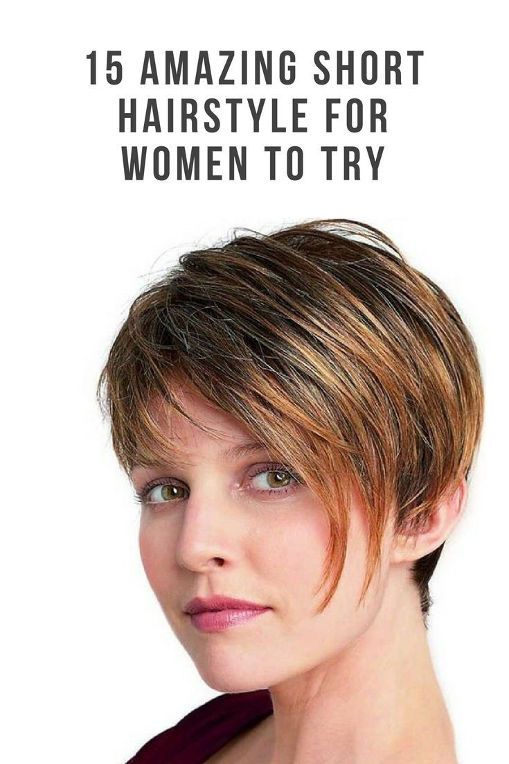 amazing short hairstyle for women to try short hairstyles