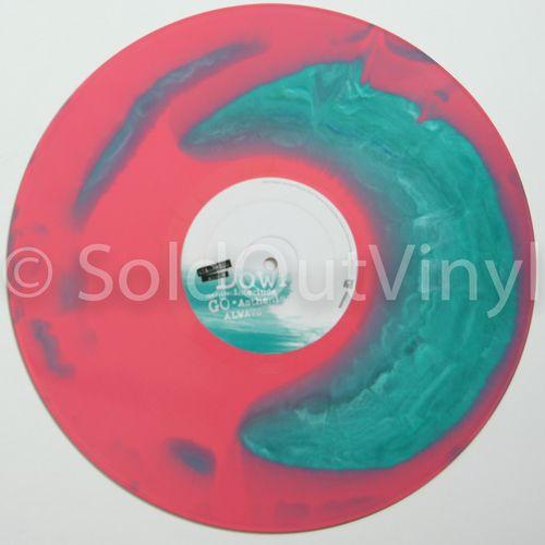 Blink 182 Self Titled Vinyl Mts Press Lp Rare Blink 182 Blink 182 Albums Vinyl
