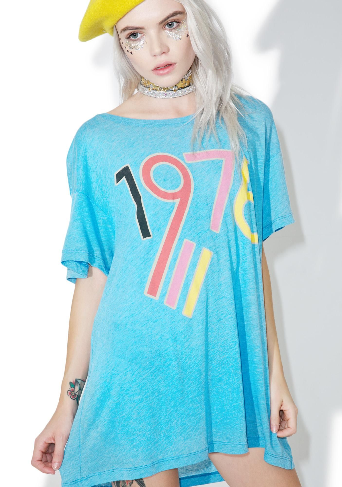1976 Manchester Tee Clothes Design Wildfox Couture Streetwear Outfit