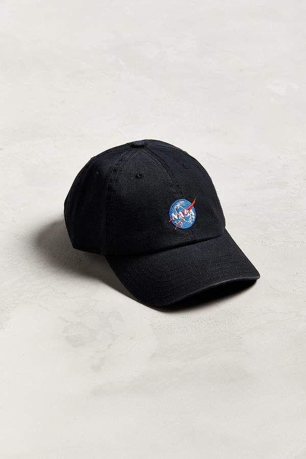 37b9599a671 Urban Outfitters NASA Logo Baseball Hat