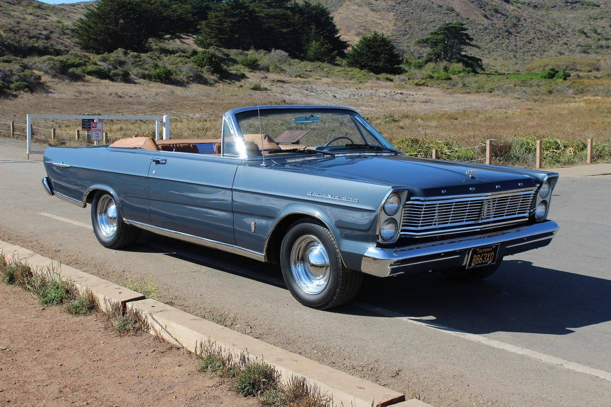 1965 Ford Galaxie 500xl For Sale 2260766 Hemmings Motor News