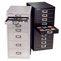 Bisley White 8 10 Drawer Collection Cabinets Garage Ideas Container Store Storage Makeup Storage Solutions