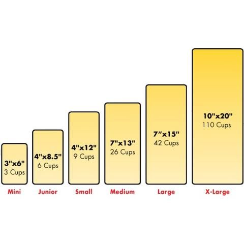 Popcorn Bag Size Guide