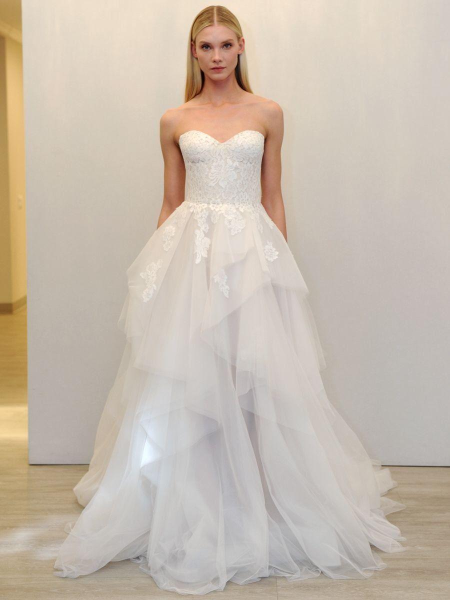 Allison webb fall dreamy romantic wedding dresses in