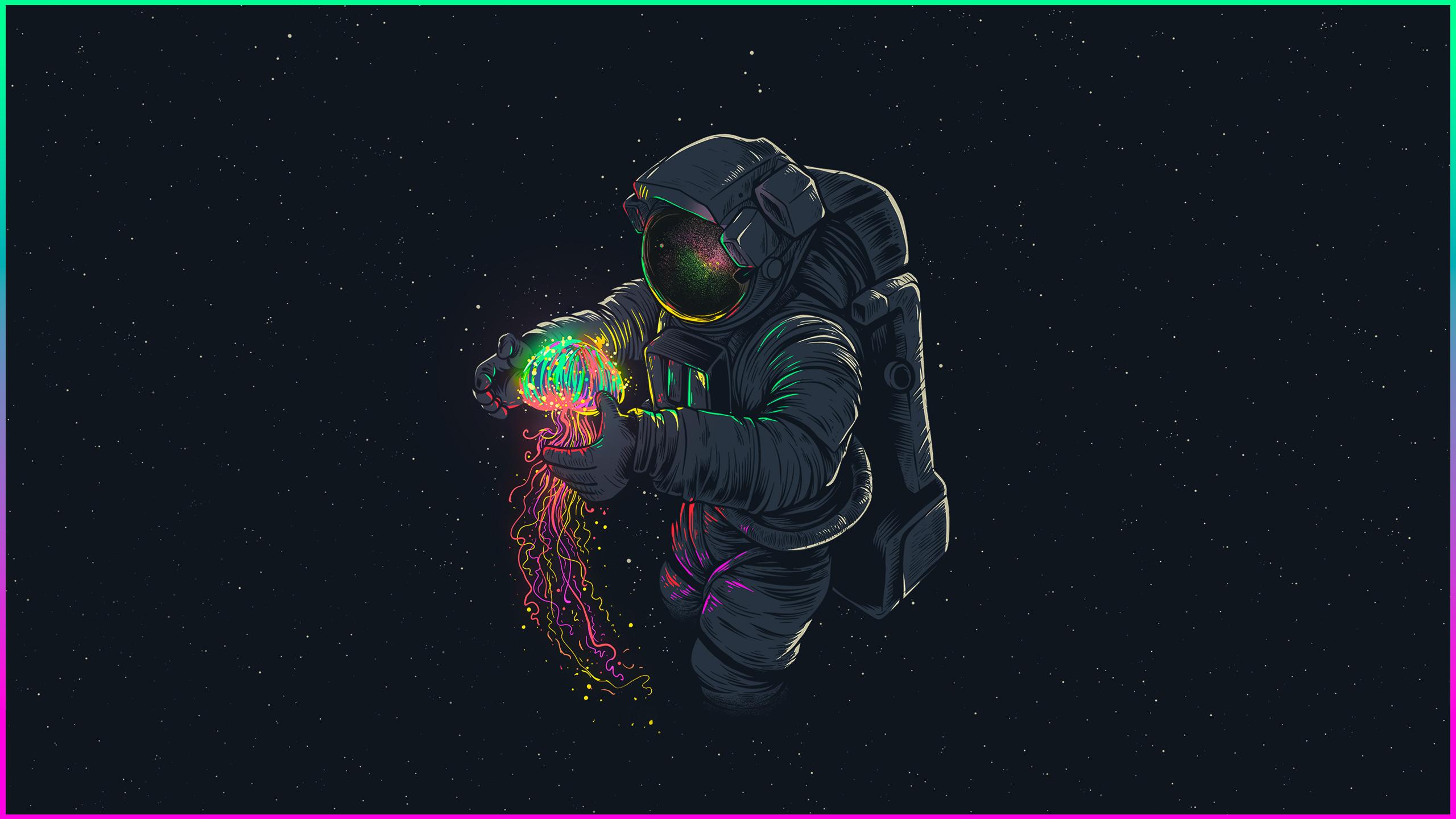 Astronaut 2560 X 1440 En 2019 Gorge