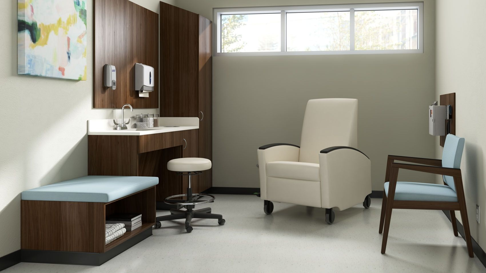 Nice Voyage Recliner   Healthcare Solutions From Meadows Office Preferred  Partner, Carolina Business Furniture.