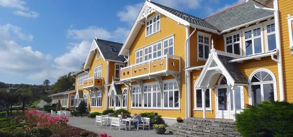 Solstrand Hotel Spa Bergen Norway