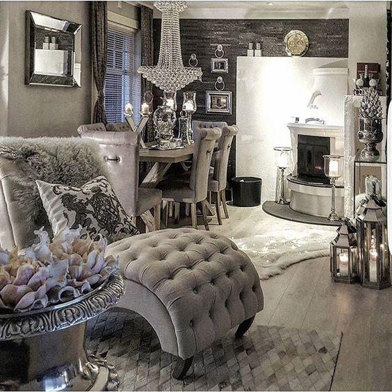 ᒪOᑌIᔕE ♡ | Home, Home decor, Apartment decor