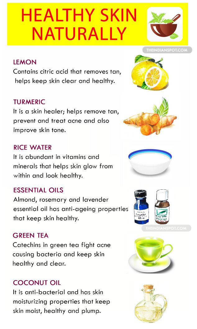 Natural Ways To Keep Your Skin Healthy Medical Skin Care All Natural Skin Care Natural Healthy Skin