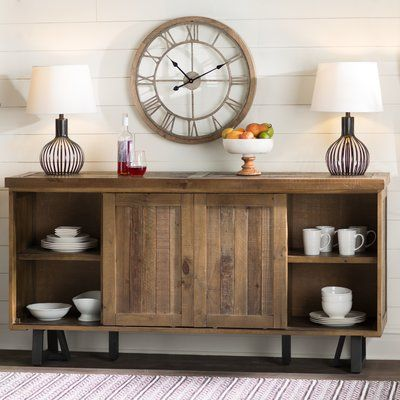 Laurel Foundry Modern Farmhouse Adell Credenza For The