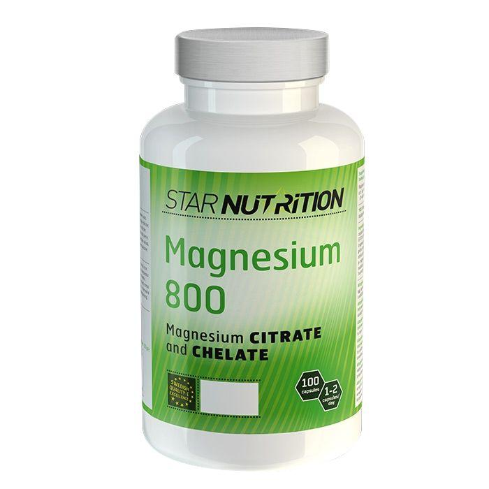 star nutrition magnesium 800