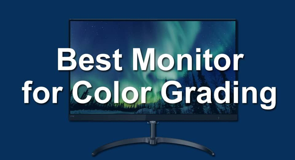 Best Monitors For Color Grading Monitor Best Computer Color Grading
