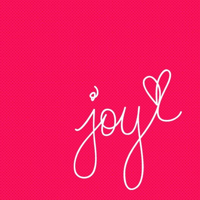 The Joy Of Pink-this Would Be A Cool Tattoo....