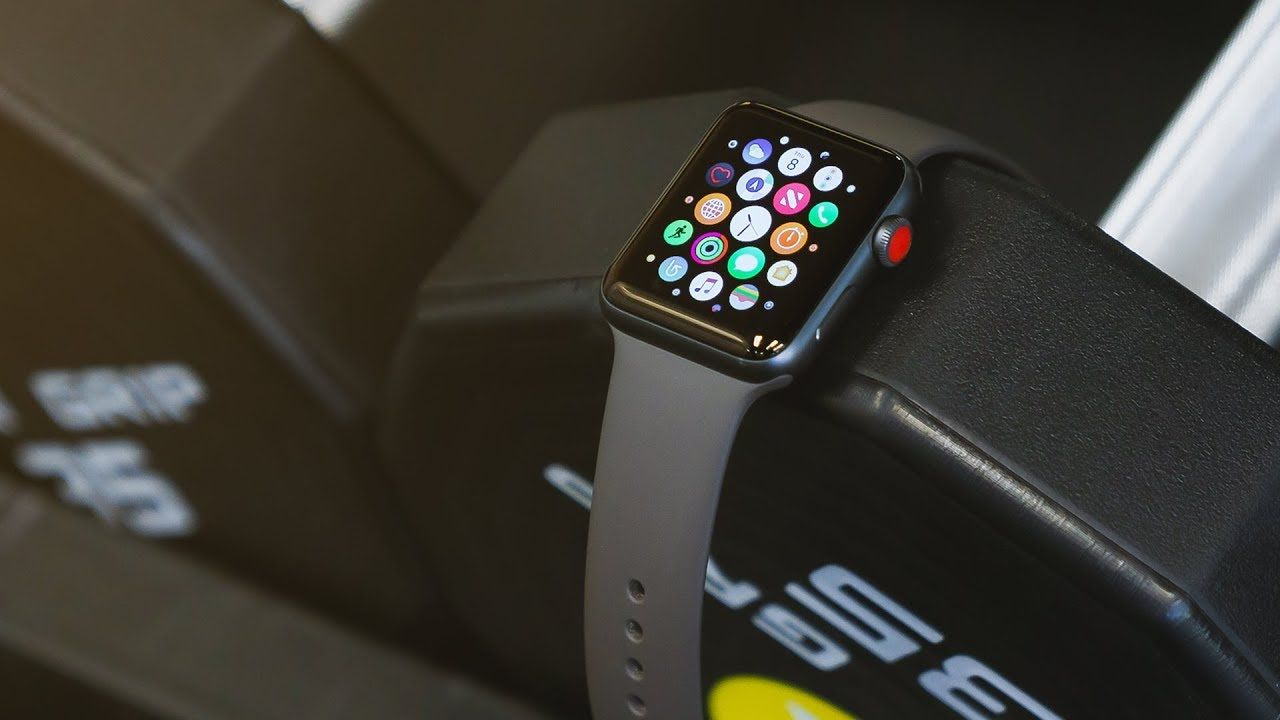 Feature of Apple Smartwatch