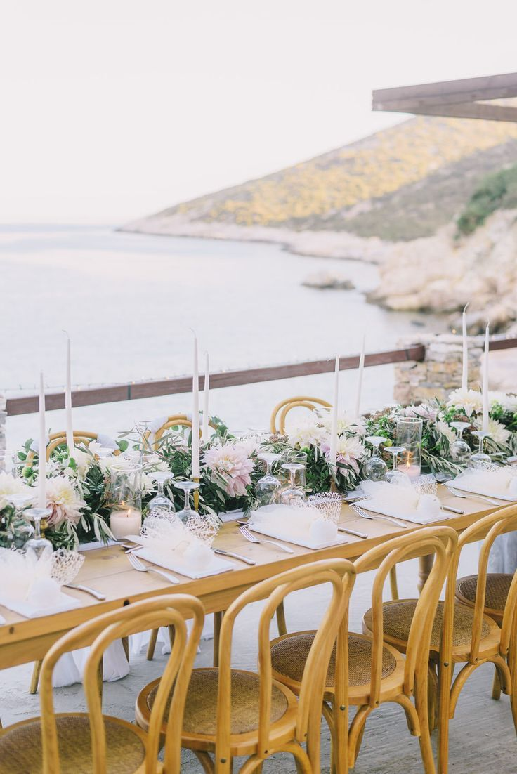 Feel the Breeze with This Laidback Chic Intimate Wedding in Apollonia