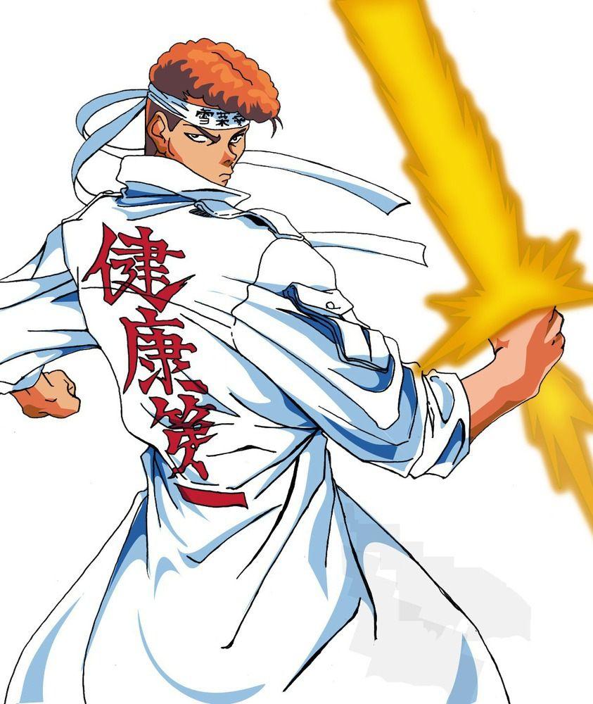 Kotobukiya Artfx Kazuma Kuwabara Yu Yu Hakusho Incrivel: Kuwabara Kazuma/#984558 - Zerochan