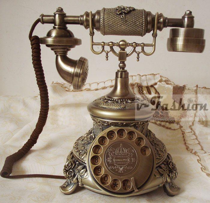 Vintage Rotary Phones 20 S European