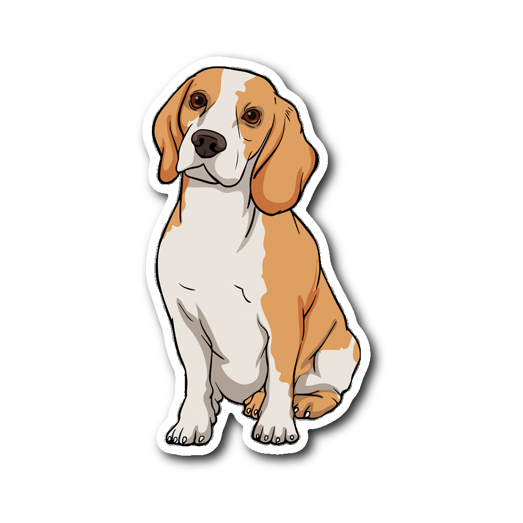 Check Out Our Web Site For Even More Info On Beagle Puppies It Is Actually A Superb Area To Learn Mor Cute Animal Drawings Kawaii Dog Stickers Funny Doodles