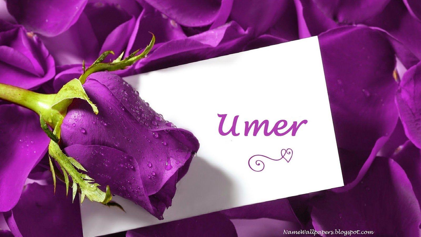 Umar Logo Name Logo Generator Smoothie, Summer