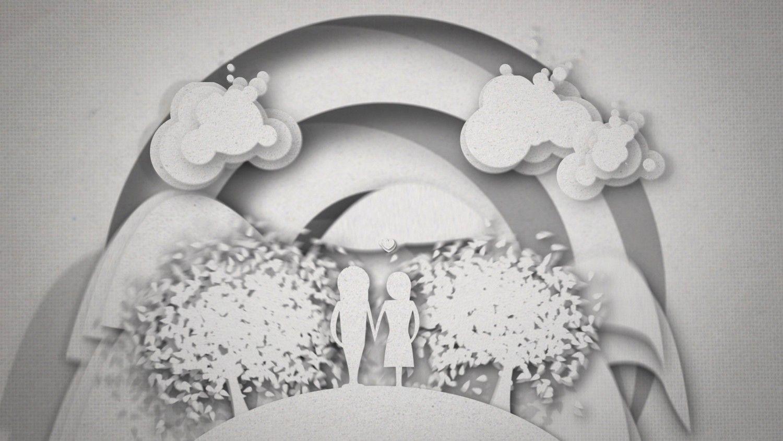 After Effects tutorial: técnicas de animación Papercut revelaron - Artes Digitales