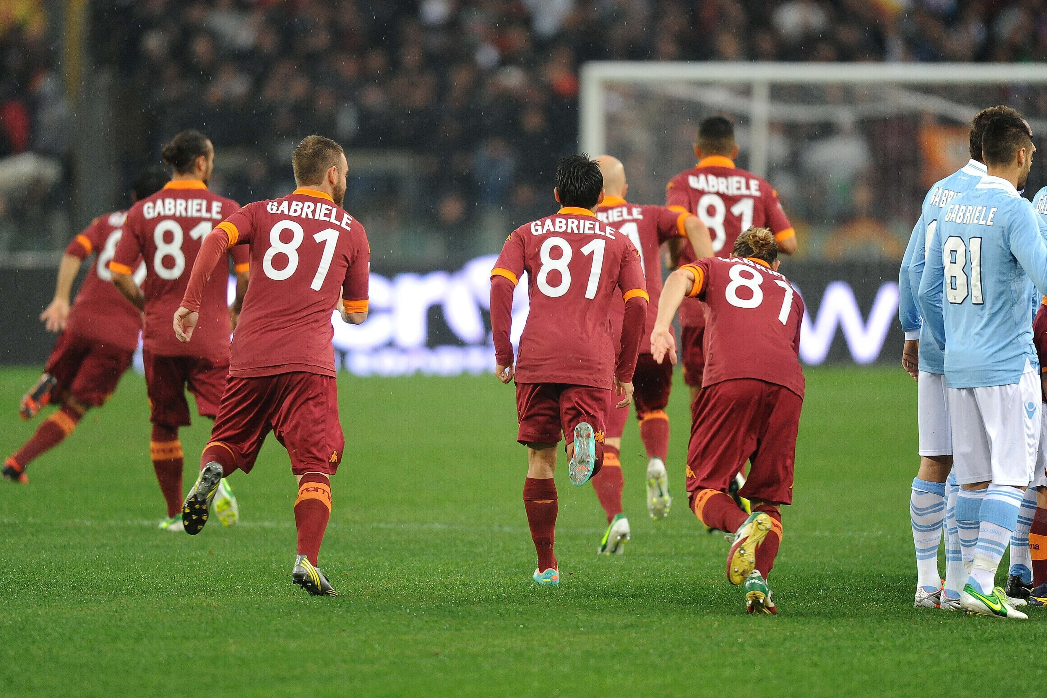2012/2013 Lazio-Roma