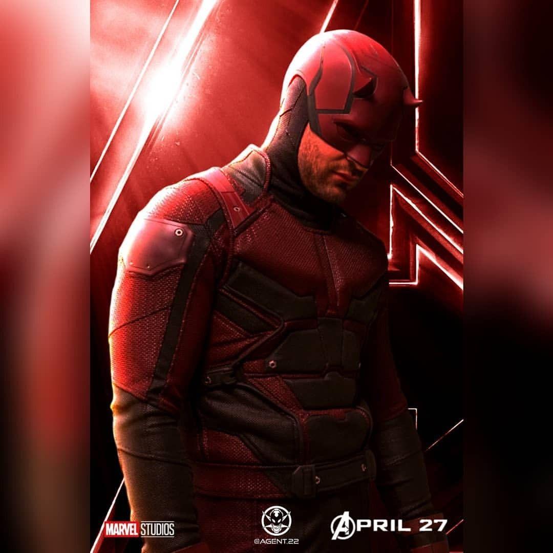 Avengers infinity war daredevil  81c444d0956