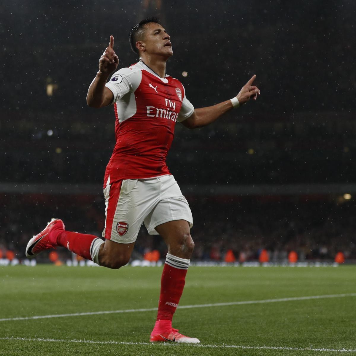 Arsenal Transfer News Latest Rumours on Alexis Sanchez