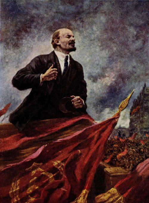 Alexander Gerasimov- Lenin on the tribune | История искусства, Европейская  история, Художники