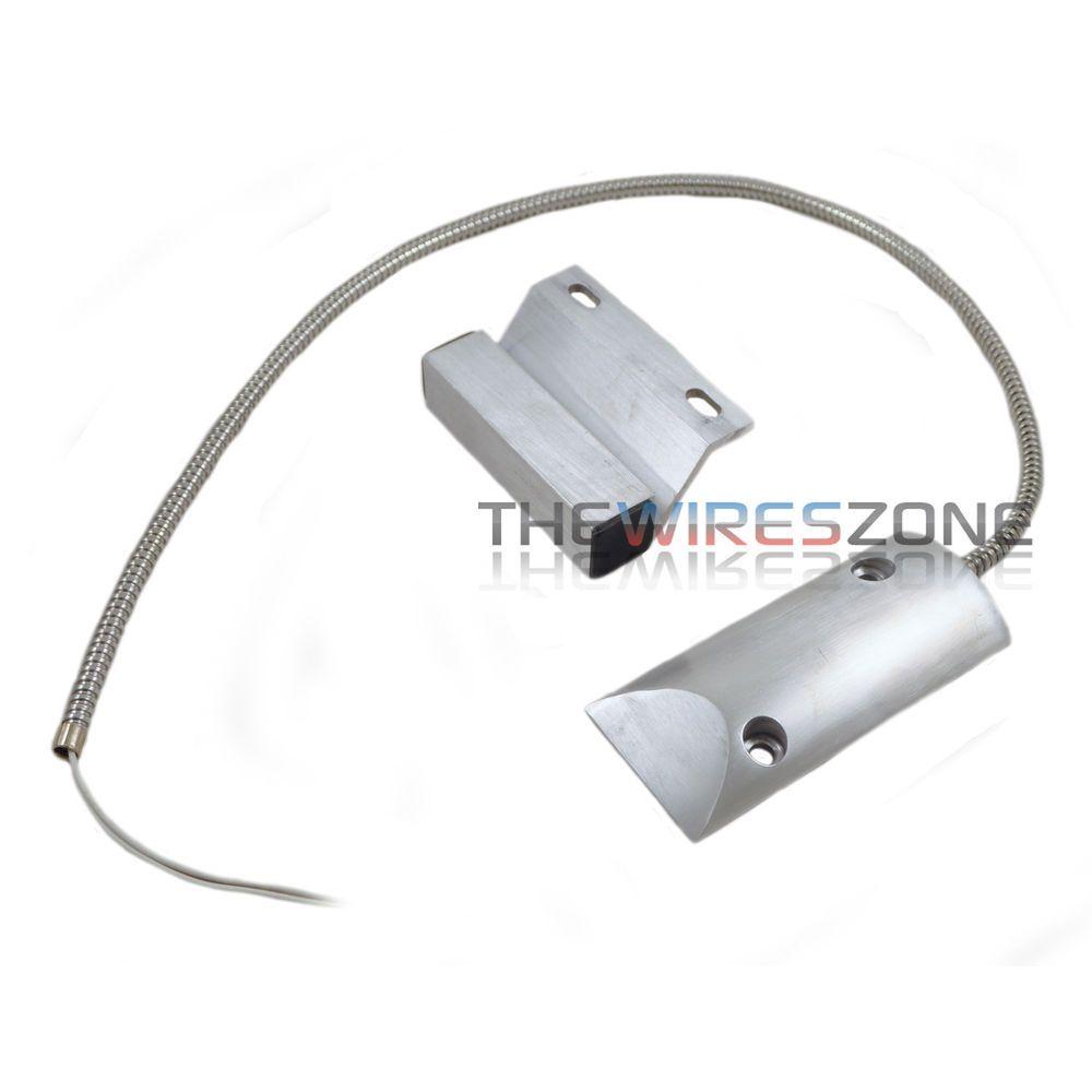 Overhead Door Floor Garage Roll Up Shutter Contact Sensor Security Alarm Switch 710308493687 Ebay Overhead Door Security Door Security Alarm