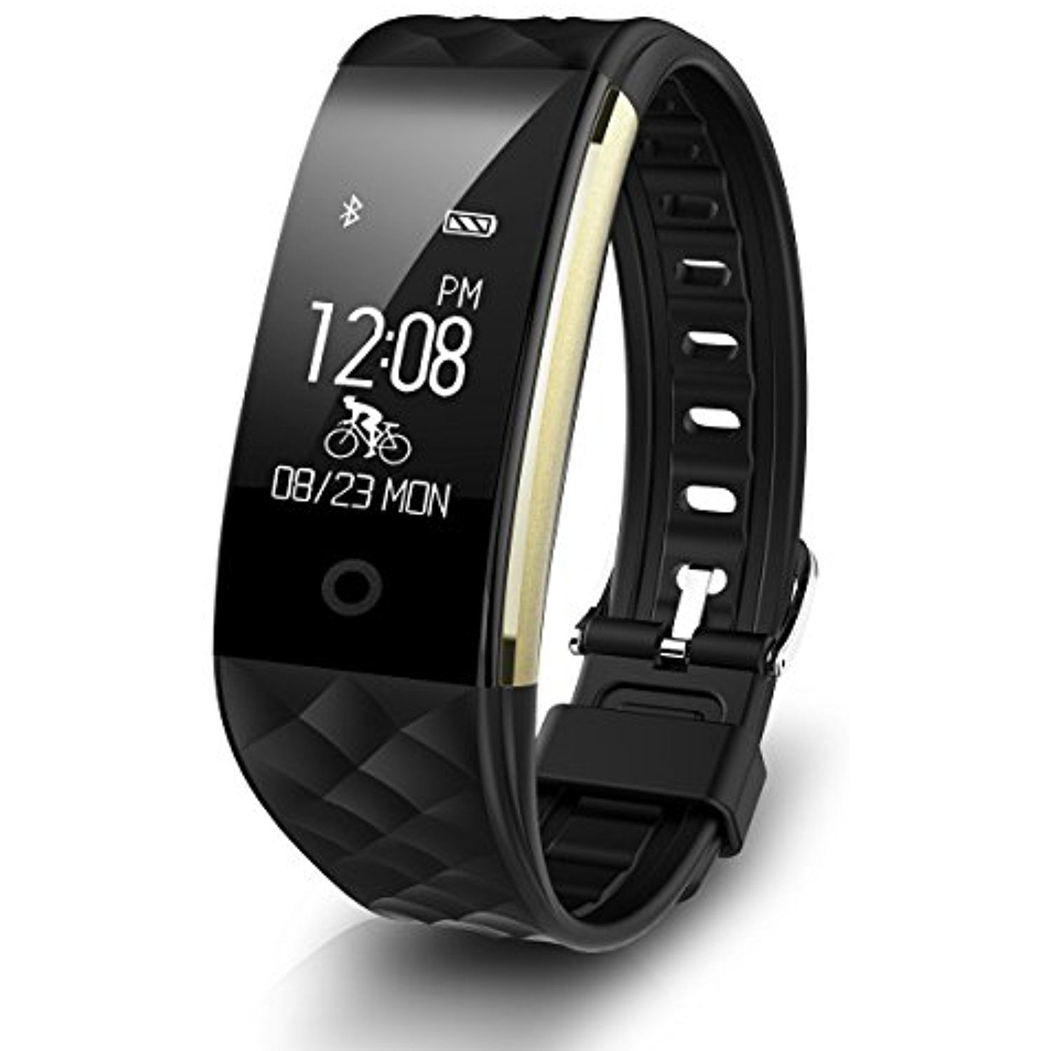 Diggro S2 Smart Bracelet Sports Fitness Tracker Heart Rate Sleep Quality Monitor Call/SMS Reminder IP67 Waterproof for Android IOS >>> Read more at the image link. (This is an affiliate link) #ExerciseFitness