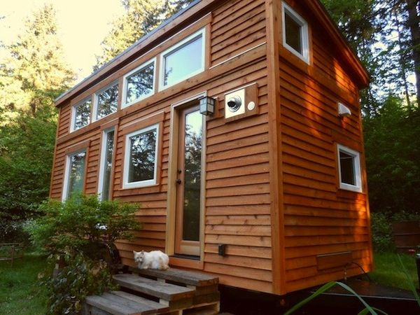 Anese Style Tiny House By Oregon Cottage Company 011 Your Own Tea Room In A 134 Sq Ft Home Ti
