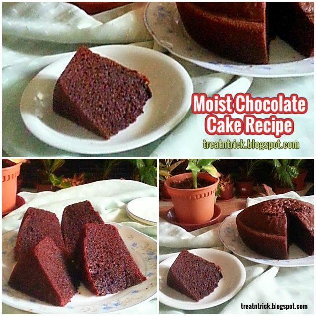 Photo of MOIST CHOCOLATE CAKE RECIPE