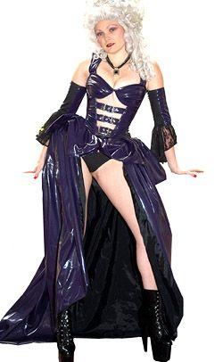 plastic pandora costume with images  18th century dress