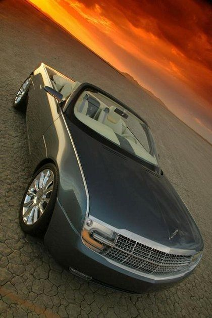 2004 Lincoln Mark X Concepts Concept Cars Pinterest Cars